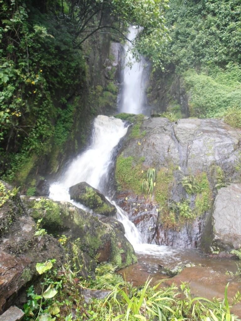 Suma Falls, Bwindi, Uganda