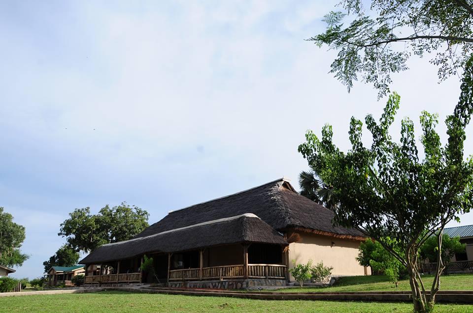 Pakuba Safari Lodge.